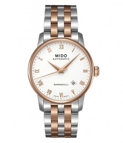 Đồng hồ Mido nam Automatic Baroncelli M8600.9.N6.1